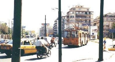 Athener Verkehr