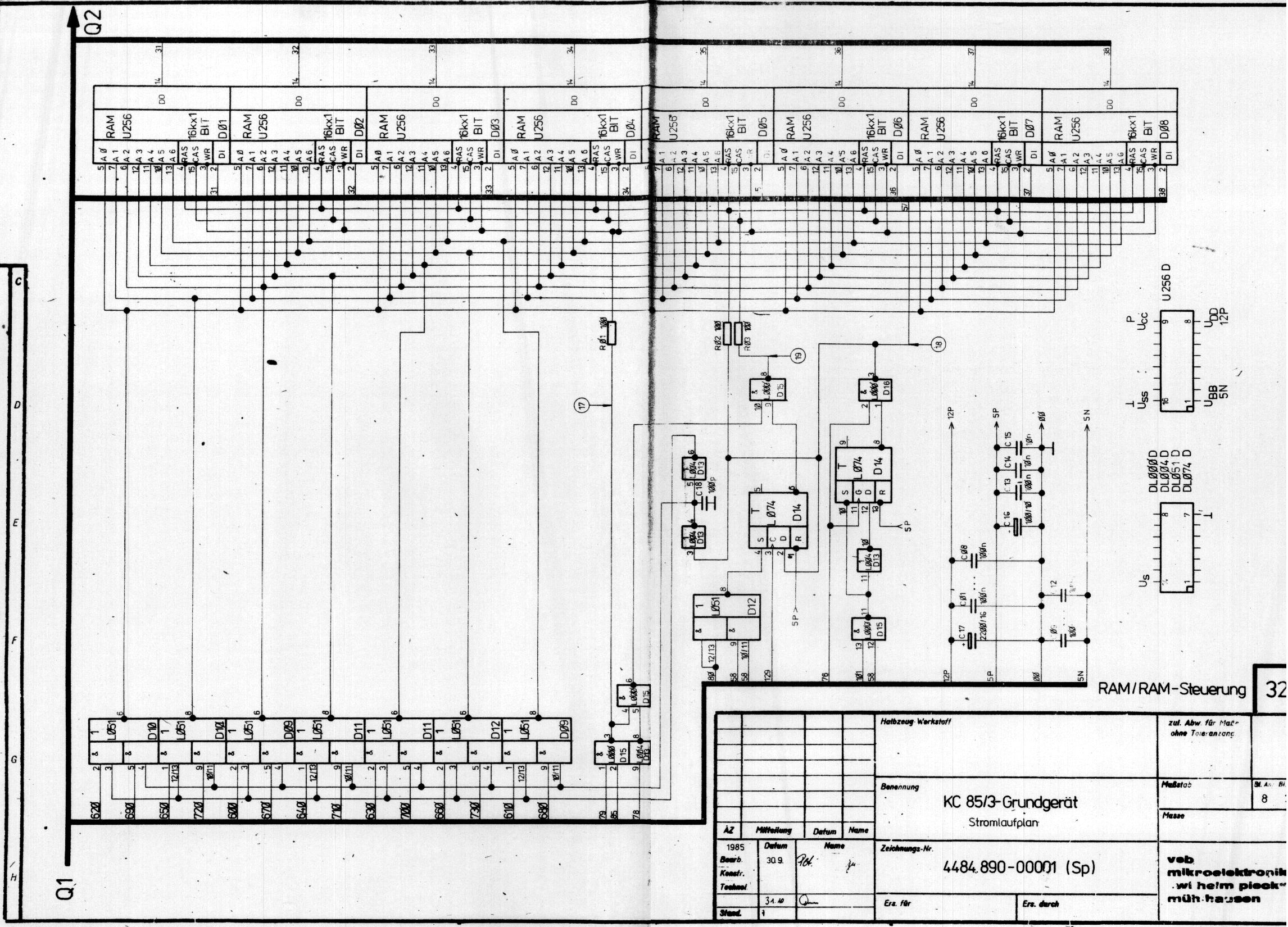 Beste Ram Lkw Schaltplan Galerie - Der Schaltplan - greigo.com