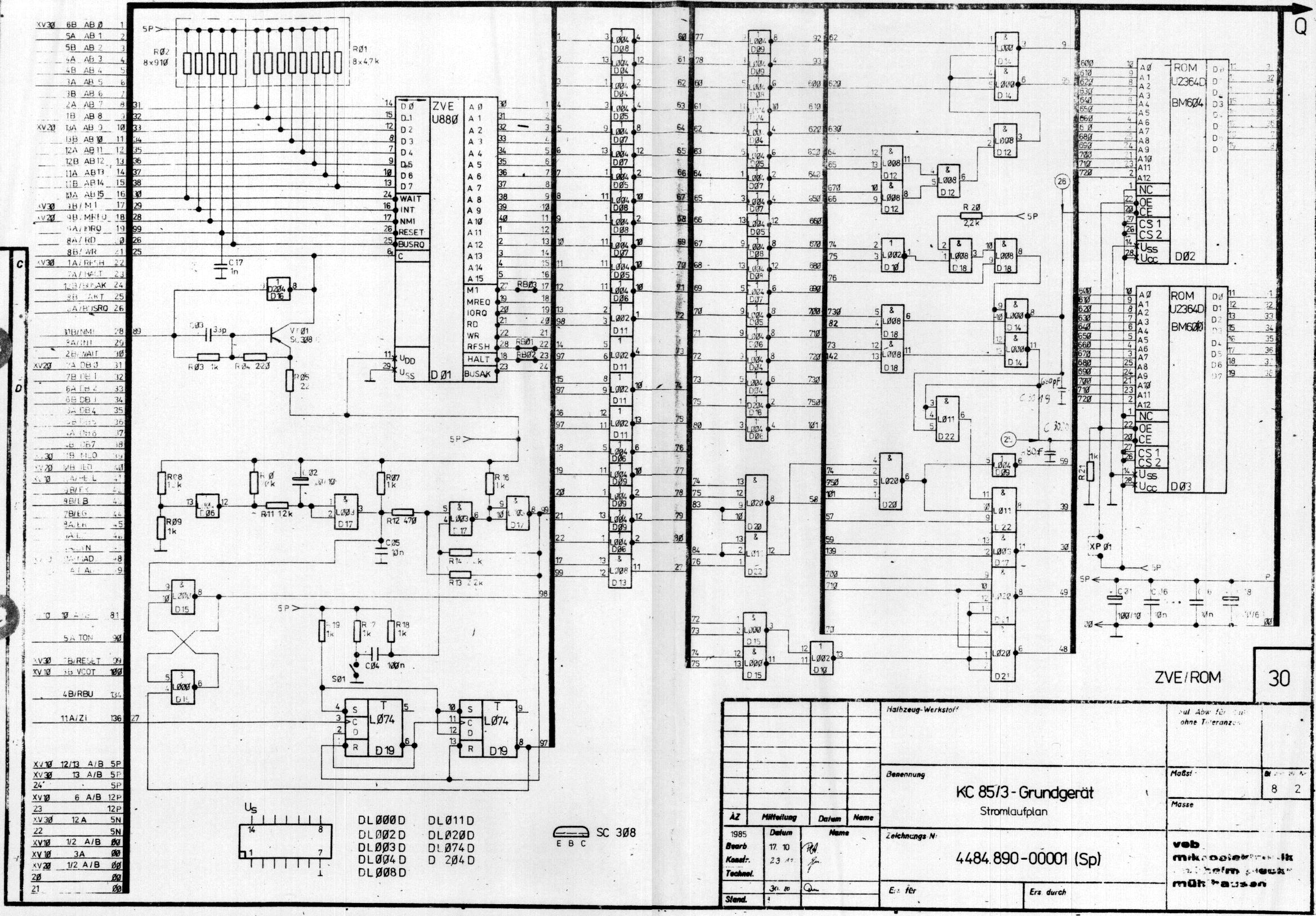 Stromlaufplan Ape 50