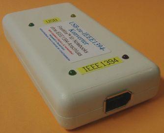 USB to FireWire converter
